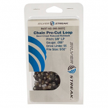 "Replacement Chain Loop Clamshell 55 DL 3/8"" LP, .050, S-Chis Reduced Ki"