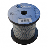 Replacement 100' Solid Braid Starter Rope #3 Solid Braid