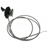 """Replacement Throttle Control Cable 73 1/2"""" Length"""