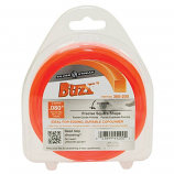Replacement Buzz Trimmer Line .080 50' Clam Shell