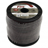 Replacement Fire Trimmer Line .155 3 lb. Spool
