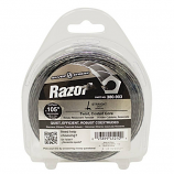 Replacement Razor Trimmer Line .105 30' Clam Shell