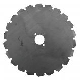 """Replacement Steel Brushcutter Blade 8"""" X 22 Tooth 395-337"""
