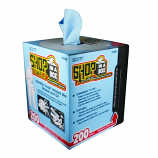 Replacement Shop Towels 200 Count Box