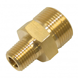 "Replacement Fixed Coupler Plug 1/4"" Male Inlet"