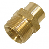 "Replacement Fixed Coupler Plug 1/4"" Female Inlet"
