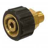 """Replacement Twist-Fast Coupler 3/8"""" Male Inlet"""