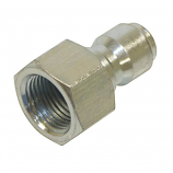 """Replacement Quick Coupler Plug Female 3/8"""" Female Inlet"""