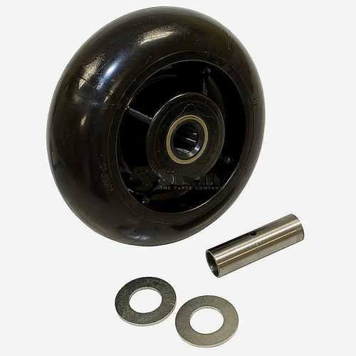 Replacement Deck Wheel John Deere AM136720